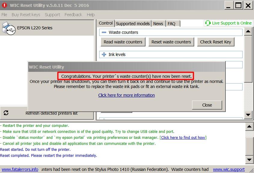 Wic reset utility v2 keygen