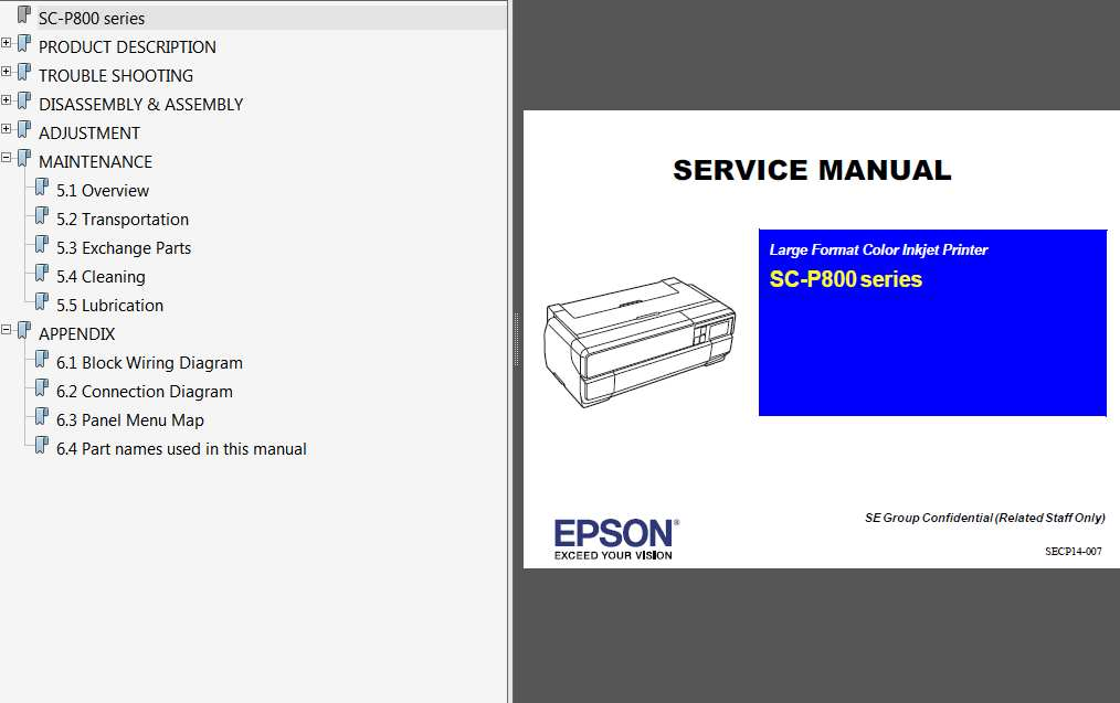 l555 wiring diagram diagram service manual <b>sc p800< b> printers service manual and connector