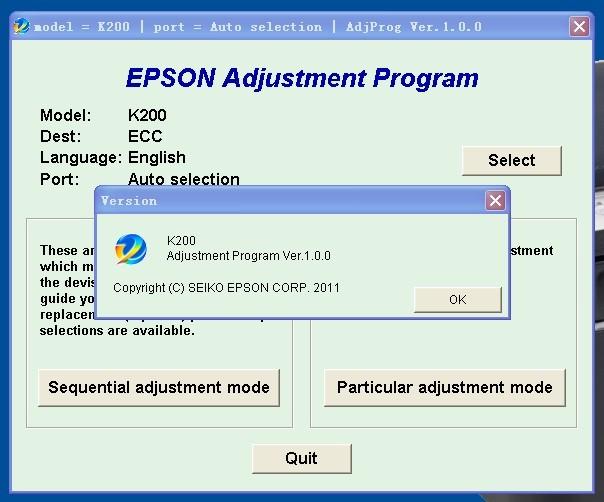 Adjustment program epson sx 230 resetter epson sx 230