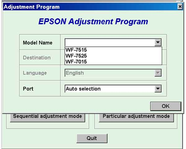 Epson Adjustment Program инструкция на русском - фото 7
