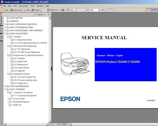Epson stylus bx300f download