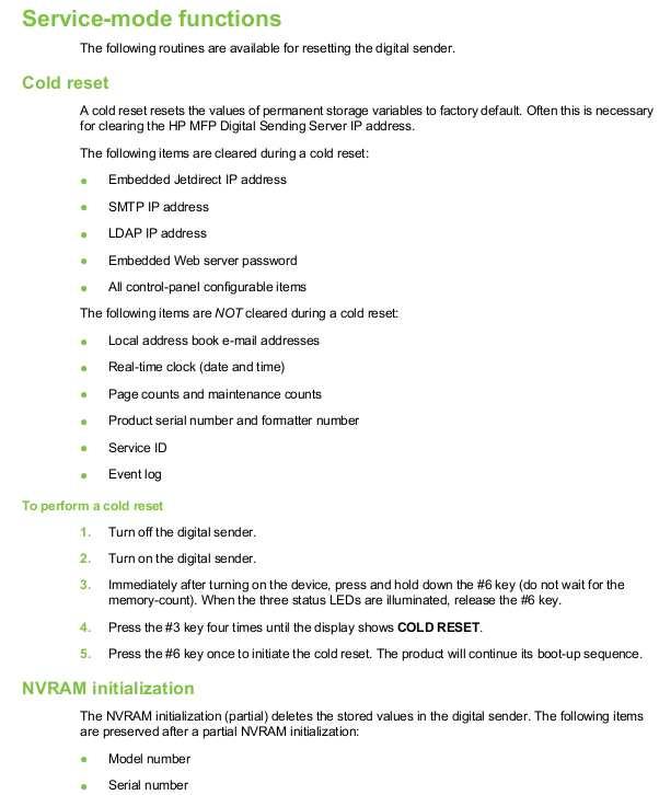 Hp 9250c Digital Sender Manual Pdf Download