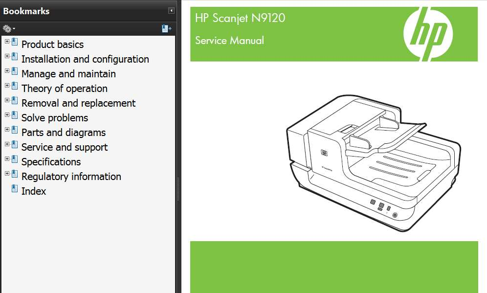 Hp scanjet n9120 service manual by james issuu.