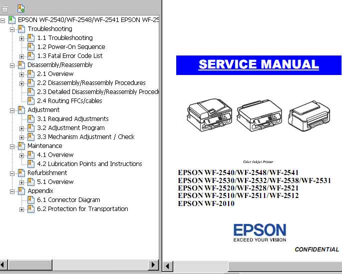 Epson WorkForce WF  Driver and Software Downloads