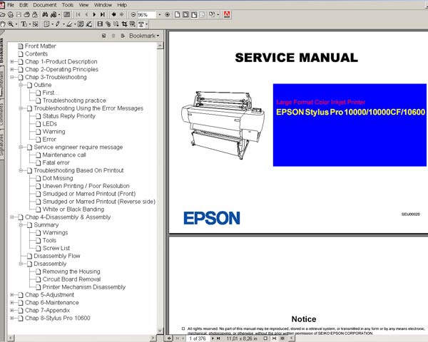 Epson Ssc Resetter Free Download And Review