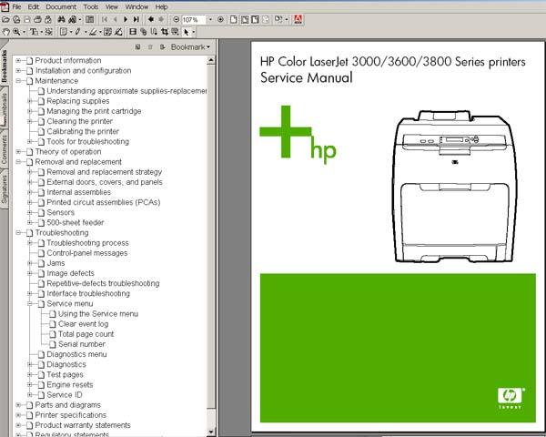 honda 20 hp wiring diagram hp color laserjet 3000, 3600, 3800 series printers service ... hp 3600 diagram