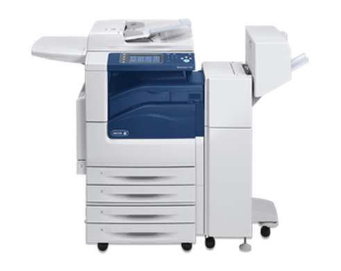 Xerox WorkCentre 7525,  7530, 7535, 7545, 7556 Service Manual, Parts List, Wiring Diagram