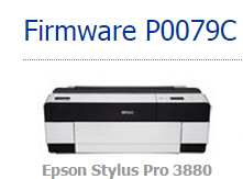 Epson Stylus Pro 3880 FirmWare (Version P0079C, March 10, 2010)