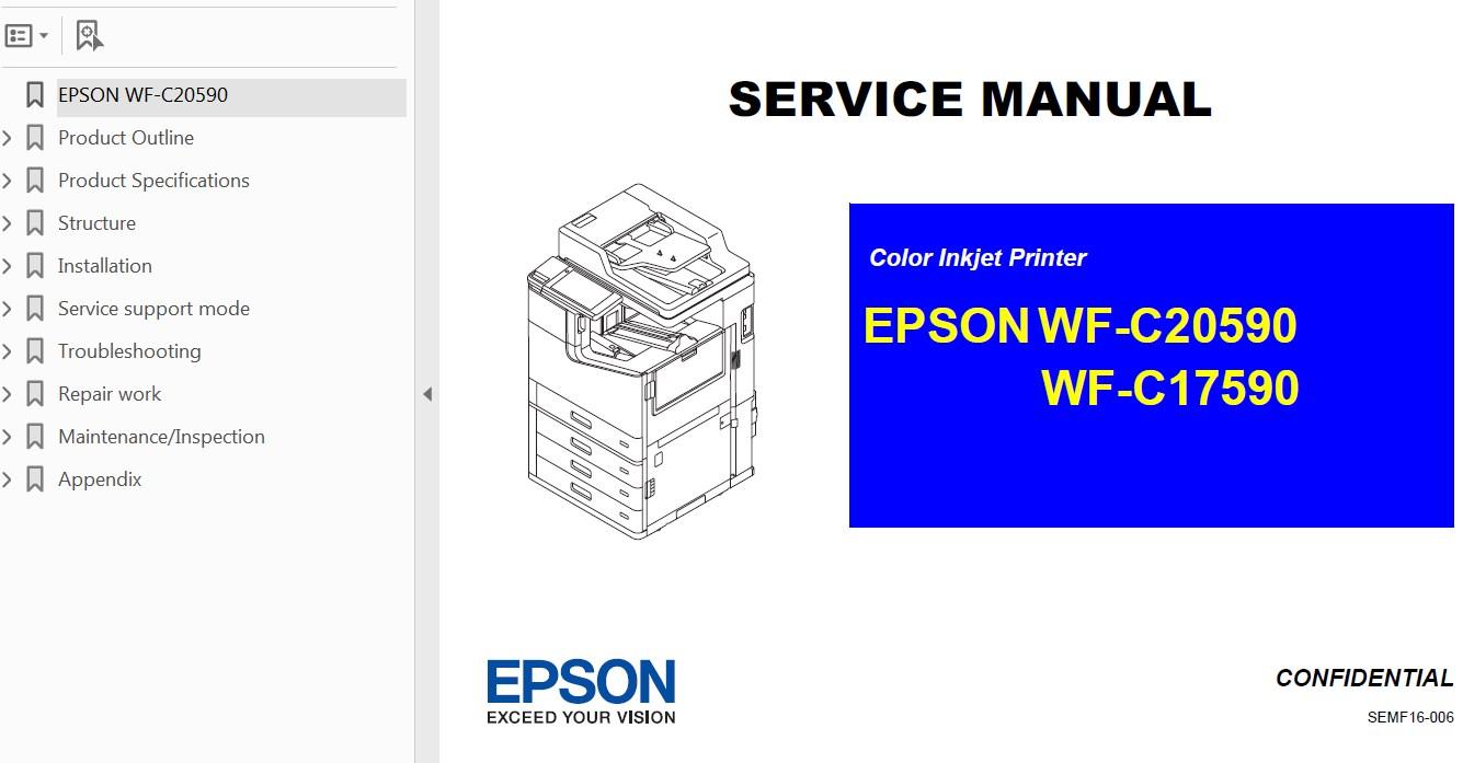 Mnl-5168] epson stylus cx3100 cx3200 service manual pdf | 2019.