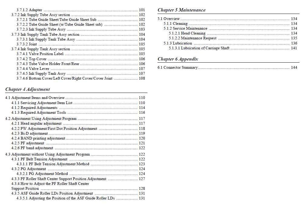Epson L1800 printers Service Manual New! - Service Manuals