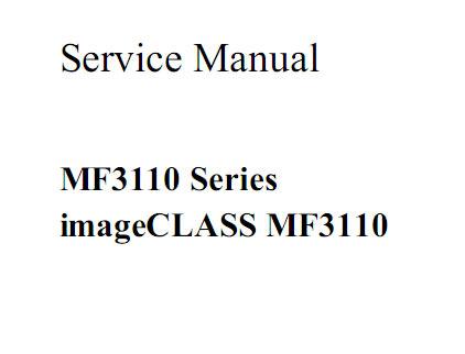 download driver canon laserbase mf3110 windows 7