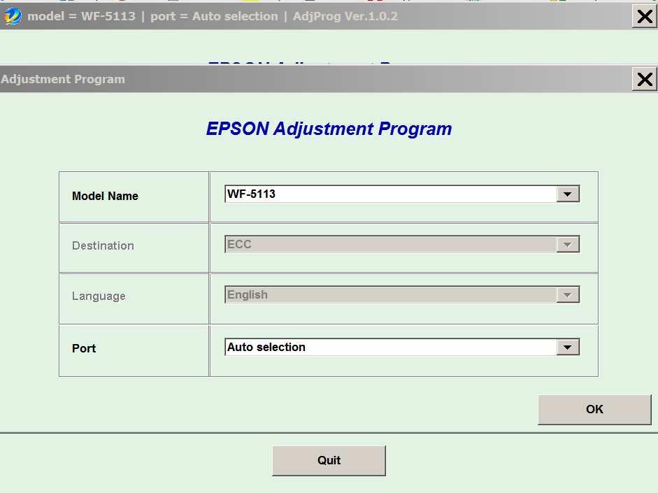 Epson BWorkForce WF 5113 5623 B