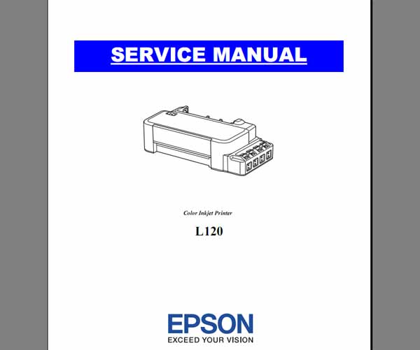 Epson Operation Manual