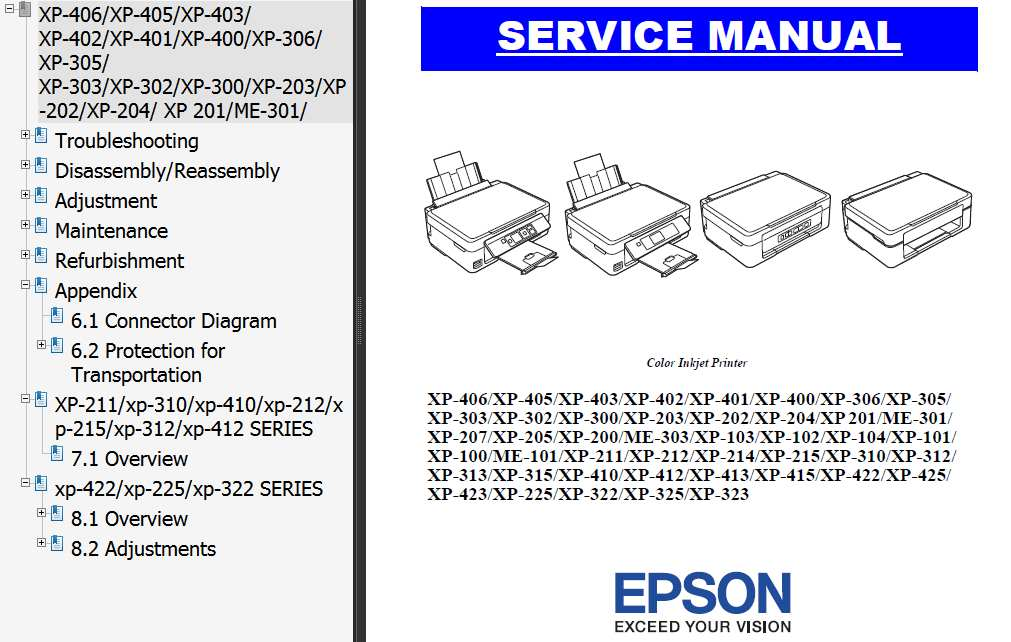 epson stylus cx4100 cx4200 cx4700 service manual reset adjustment software