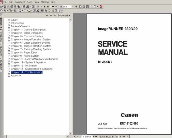 Canon Ir5075 Service Manual Pdf