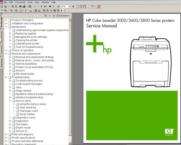 hp color laserjet 3000 3600 3800 series printers service manual rh 2manuals com hp laserjet 4700 service manual hp color laserjet 4700 user manual